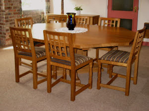 Ext table & chairs
